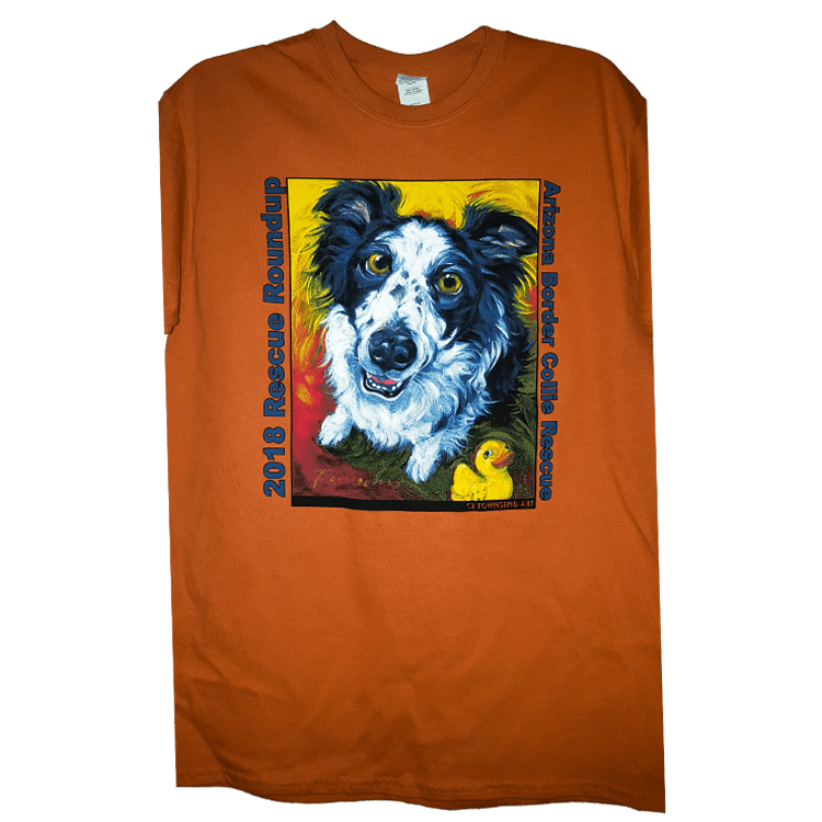 Rescue Roundup 2019 T-Shirt